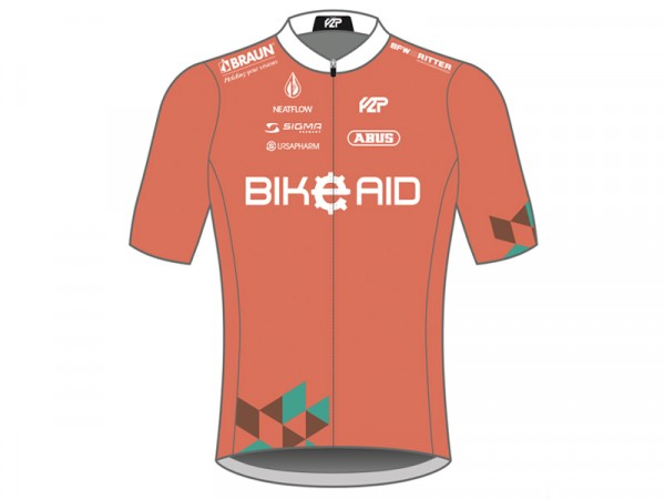 BIKE AID kurzarm Trikot Devo Team 21 Pro Cut