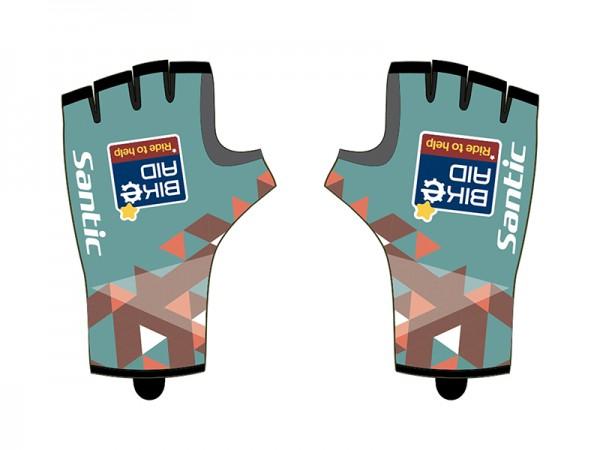BIKE AID Aero Handschuhe kurz Pro Team