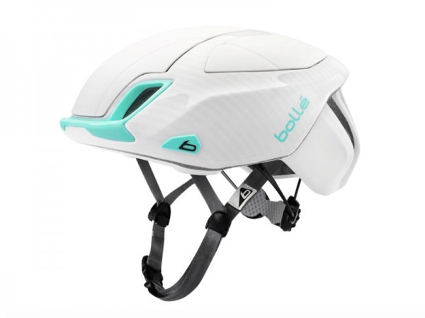 "Bollé Helm ""The ONE"" - Premium white/mint"